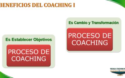 ESECI Coaching: Beneficios del Coaching I