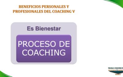 ESECI Coaching: Beneficios del Coaching V