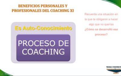 ESECI Coaching: Beneficios del Coaching XI