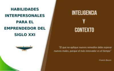 Inteligencia y Contexto