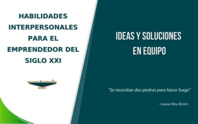 Ideas y Soluciones en equipo